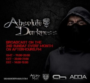 Angry Man - Absolute Darkness 019 (2015-08-09)