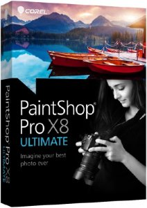 Corel PaintShop Pro X8 Ultimate 18.0.0.124 Special Edition + Ultimate Content