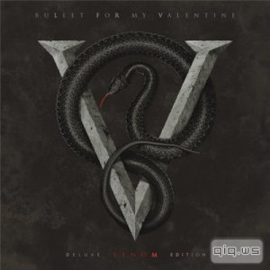 Bullet For My Valentine - Venom [Special Deluxe Edition] (2015) Lossless