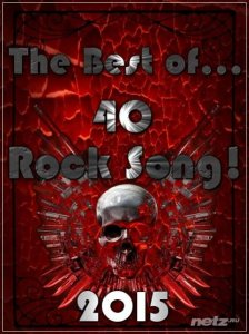 The Best of... 40 Rock Song! (2015) WEBRip 720p