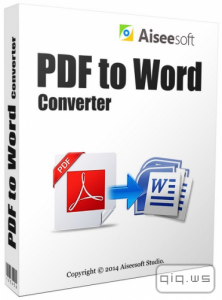 Aiseesoft PDF to Word Converter 3.2.56 + Portable (Rus)