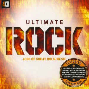 VA - Ultimate Rock 4CDS Of Great Rock Music (2015) FLAC