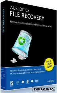 Auslogics File Recovery 6.0.2.0 + Русификатор