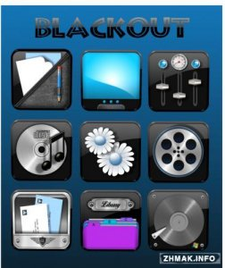Blackout Iconpackager
