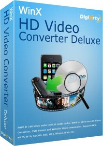 WinX HD Video Converter Deluxe 5.6.1.241 Build 28.08.2015 + Rus