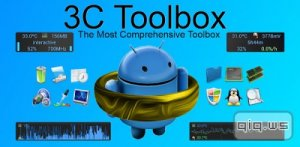 3C Toolbox Pro v1.4.9.1 [Rus/Android]