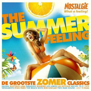 VA - Nostalgie - The Summer Feeling [5CD] (2015) FLAC