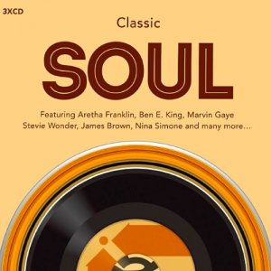 Classic Soul Box Set 3CD (2015)