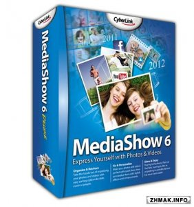 CyberLink MediaShow Ultra 6.0.8111 Retail + Русификатор