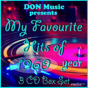 VA - My Favourite Hits of 1960 [3CD] (2015) FLAC