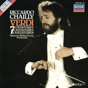 Riccardo Chailly and The National Philharmonic Orchestra - Verdi: Overtures (2015)