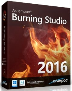 Ashampoo Burning Studio Free 2016 16.0.2.3 Final