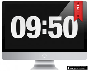 Free Countdown Timer 4.0.0 + Portable