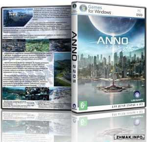 Anno 2205: Gold Edition - Update 2 (2015/RUS/ENG/Multi/RePack)