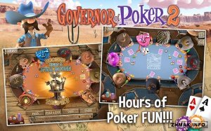 Governor of Poker 2 Premium v2.1.1 + Mod