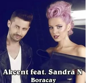 Akcent ft.Sandra N - Amor Gitana