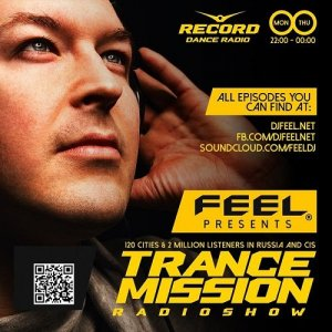 DJ Feel - TranceMission Show (28-12-2015)