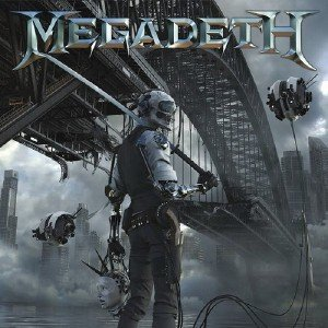 Megadeth - Dystopia Aint Paradise (2016) [EP]