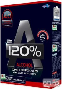 Alcohol 120% 2.0.3.8426 RePack by KpoJIuK & D!akov