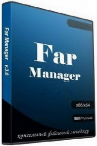 Far Manager 3.0 Build 4499 RePack/Portable by D!akov