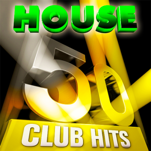 50 House Club Hits - Series Flash Thunder (2015)