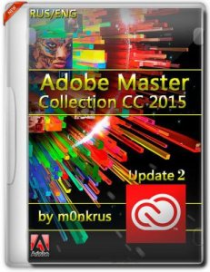 Adobe Master Collection CC 2015 Update 2 (RUS/ENG)