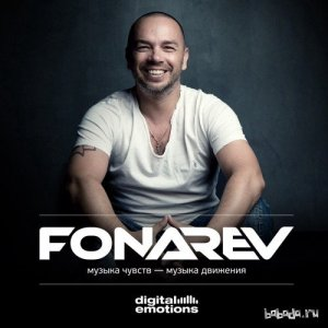 Fonarev - Digital Emotions Radio 380 (2016-01-12)