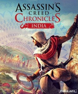 Assassin's Creed Chronicles: Индия / Assassin's Creed Chronicles: India (2016/RUS/ENGRepack)