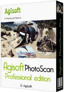 Agisoft PhotoScan Pro 1.2.4 Build 2336