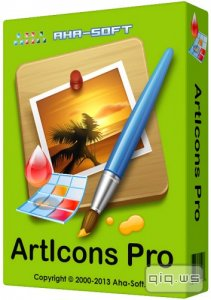 Aha-Soft ArtIcons Pro 5.47 Final