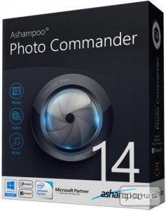Ashampoo Photo Commander 14.0.4 RePack & Portable by KpoJIuK