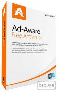 Ad-Aware Free Antivirus+ 11.10.767.8917 (2016/ML/RUS)