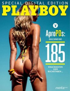 Playboy. Special Digital Edition. AproPOs (2016) Germany