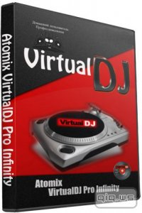Atomix VirtualDJ Pro Infinity 8.1.2828.1112 + Content + Portable by PortableAppZ [2016/Ml/RUS]