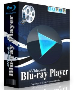 4Videosoft Blu-ray Player 6.1.88 + Rus