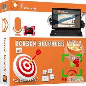 Icecream Screen Recorder PRO 3.12 Final (2016/ML/RUS)