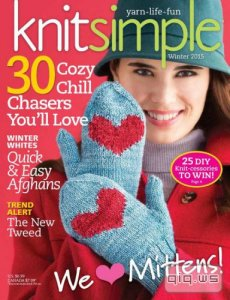 Knit Simple №4 (Winter/2015)