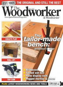 The Woodworker & Woodturner №3 (March 2016)
