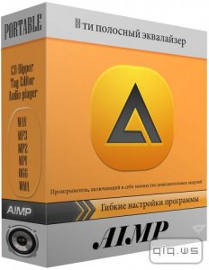 AIMP 4.00 Build 1695 with Bongiovi Acoustics DPS & DFX Audio Enhancer RePack & Portable by D!akov