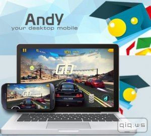 Andy Android Emulator 46.2.204