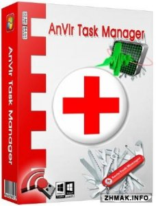 Anvir Task Manager 8.0.6 Final + Portable