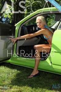 ALSScan :  Franziska Facella - Hot Rod bod