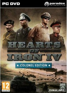 Hearts of Iron IV (2016/RUS/ENG/MULTI7/RePack)