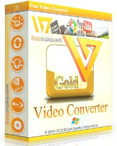 Freemake Video Converter 4.1.9.15 (2016) RUS RePack by CUTA
