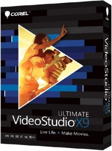 Corel VideoStudio Ultimate X9 19.3.0.18 SP3 + Content + Rus