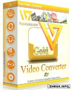 Freemake Video Converter Gold 4.1.9.16