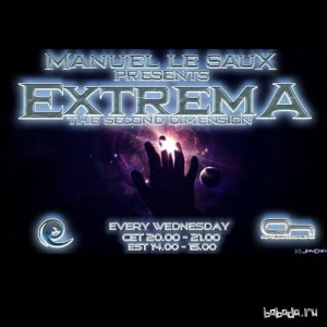 Extrema Mixed By Manuel Le Saux Episode  462 (2016-08-10)